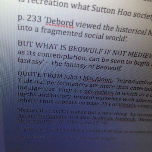 what is beowulf