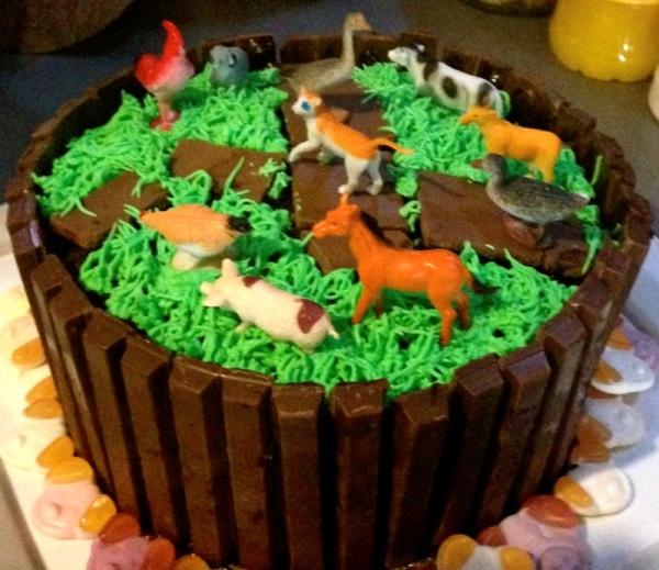 farm phd cake